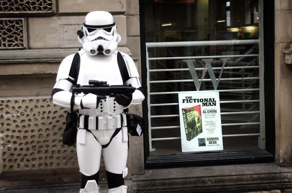 imperial stormtrooper portrait